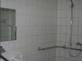 barrierefreies Bad mit Dusche